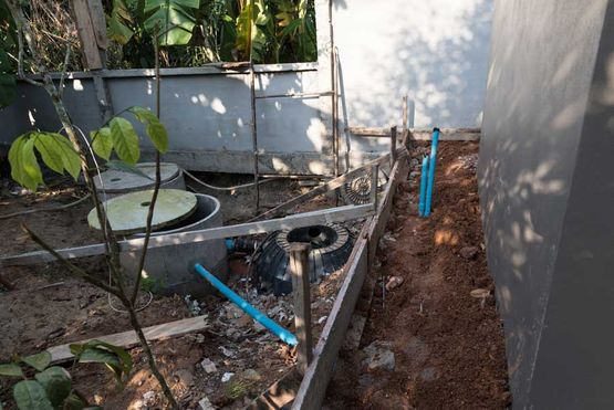 septic tank installations